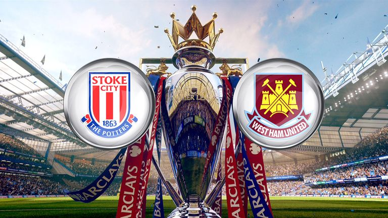 Watch Stoke v West Ham on Super Sunday, live on Sky Sports 3 HD from 2.55pm