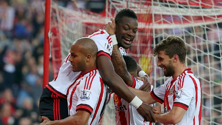 Sunderland beat Everton to secure their survival