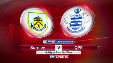 Burnley 1-0 QPR