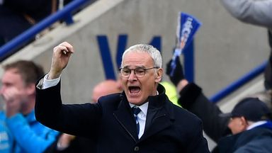 Claudio Ranieri says Leicester have helped him complete his fairy tale