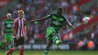 Eder failed to score in his short time at Swansea