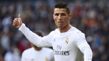 Cristiano Ronaldo wants to spend the rest of his career at Real Madrid
