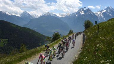The Giro d'Italia is the first of the season's three grand tours
