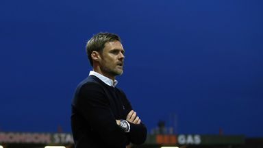 Graham Alexander's Scunthorpe side missed out on a play-off place despite a 2-0 win over Sheffield United