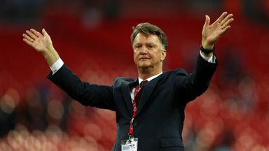 Louis van Gaal has appeared to call time on his managerial career