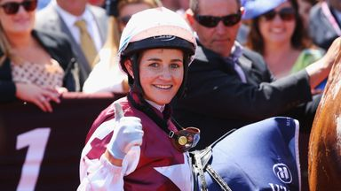 Michelle Payne: Could link up with Kaspersky this summer