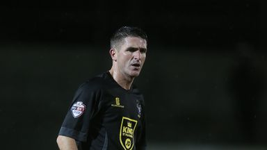 Ryan Lowe scored twice on his last ever appearance for Bury