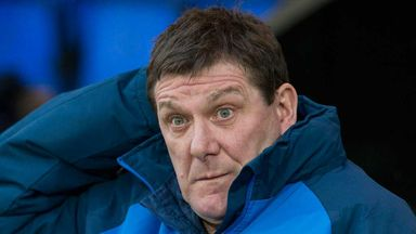 St Johnstone manager Tommy Wright is baffled by the link to Dundee United