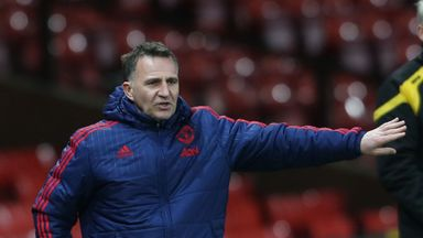 Manchester United U21 manager Warren Joyce is favourite for the Wigan job