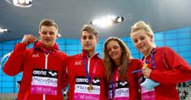 GB relay teams win gold