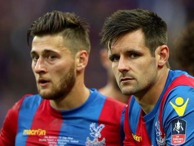 Scott Dann (right) felt United were deserved winners at Wembley