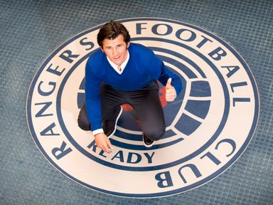 Rangers have signed Joey Barton on a two-year contract