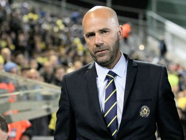 Peter Bosz: New Ajax manager