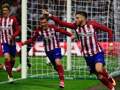 Atletico Madrid: Backed to deliver another win
