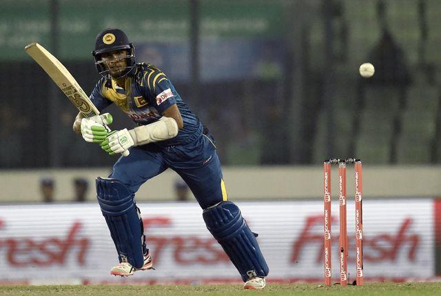 Sri Lanka's Prasad out of first England Test