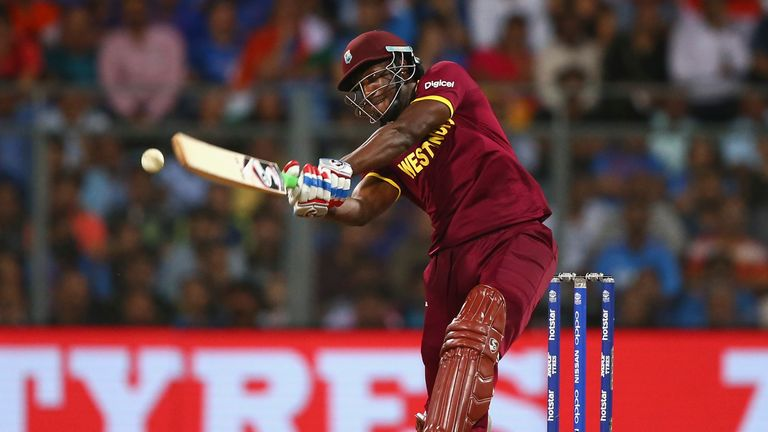 Andre Russell is unavailable as he faces a doping hearing