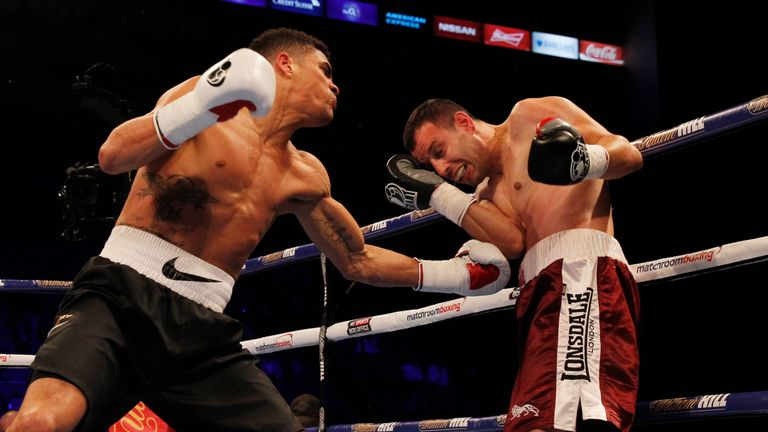 Anthony Ogogo is eager to become British champion