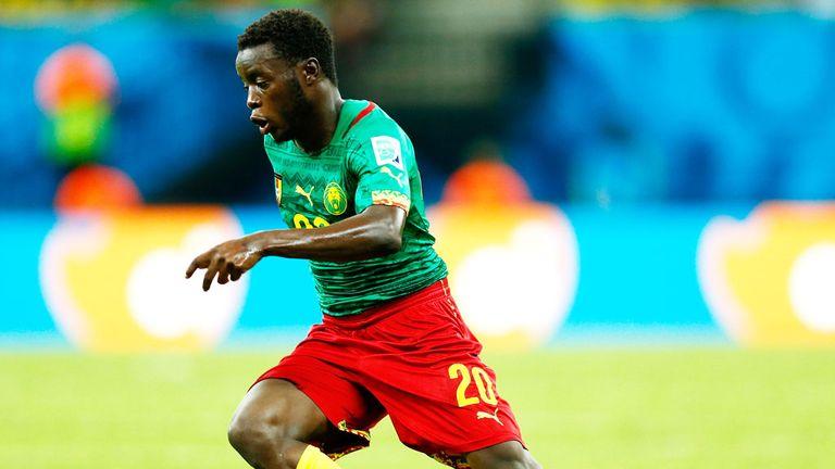 Edgar Salli scored the vital goal for Cameroon