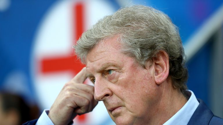 Roy Hodgson's four-year reign as England boss ended after the Euro 2016 defeat by Iceland