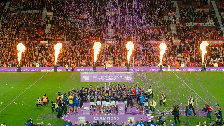 Here are our top 10 moments in Super League Grand Final history