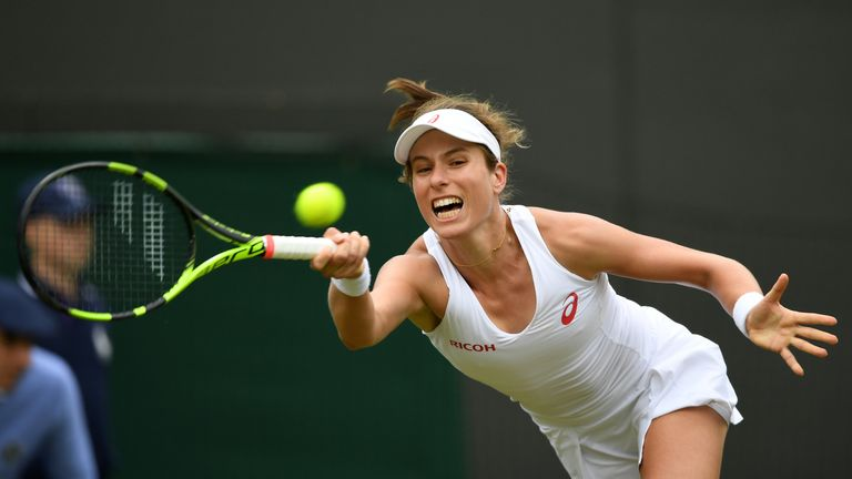 Image result for konta wimbledon pics