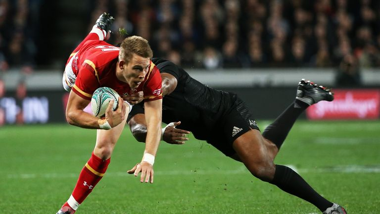 Liam Williams ignited Wales' more expansive approach in Auckland