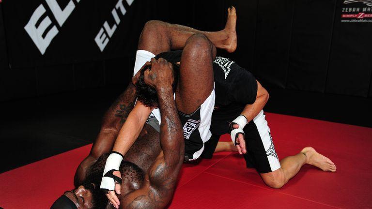 Kimbo Slice became a pro athlete aged 33