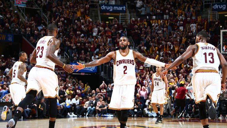 The Cleveland Cavaliers are riding high as sport's global earners