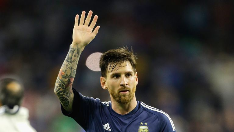 Lionel Messi will continue playing for Argentina weeks after retirement decision