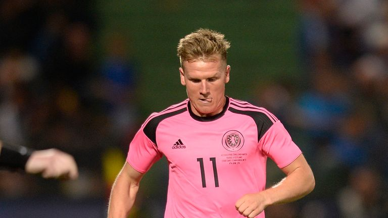 Newcastle signed Scotland international Matt Ritchie