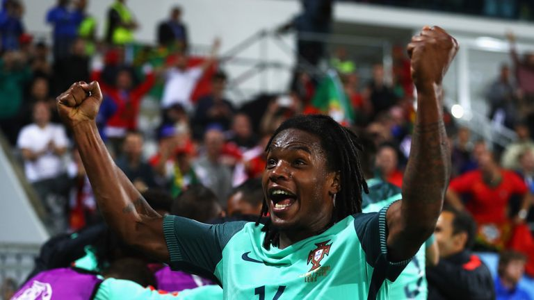 Renato Sanches is a part of Portugal's U21 squad
