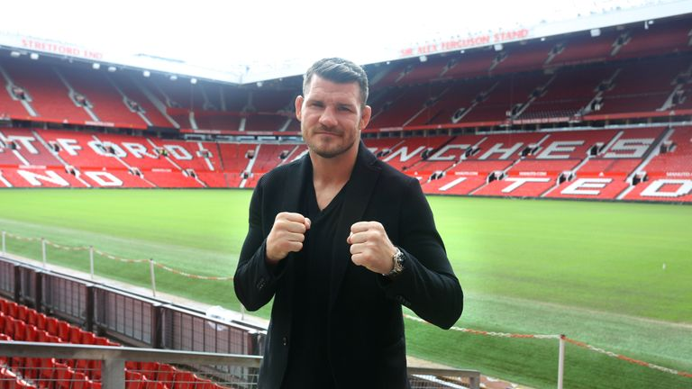 Michael Bisping to make first title defense against Dan Henderson