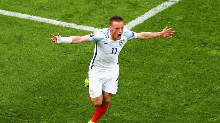 Jamie Vardy is among 15 strikers nominated for FIFPro's World XI