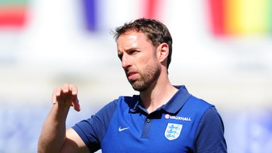 Gareth Southgate is expected to take charge of England on an interim basis