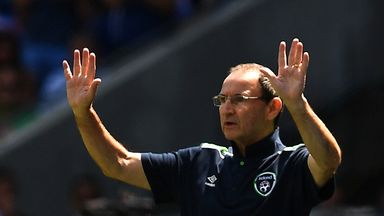 Martin O'Neill has been in charge of Republic of Ireland since 2013