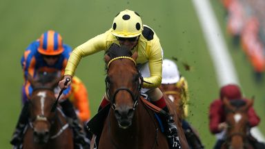 Postponed wins the Coronation Cup