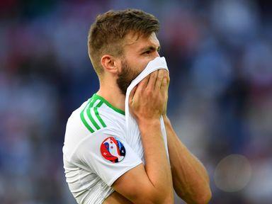 Stuart Dallas: Ruled out again for Leeds