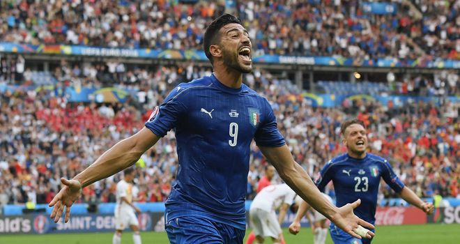 Graziano Pelle 'heading for Chinese Super League'