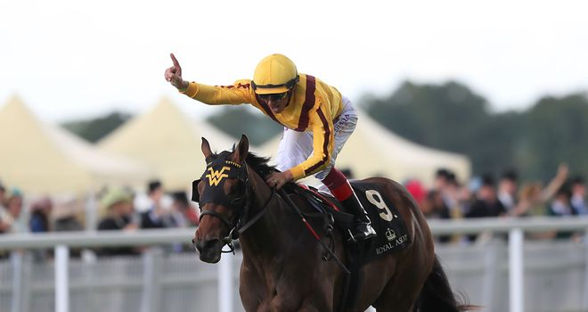 Lady Aurelia will bid for another Royal Ascot success