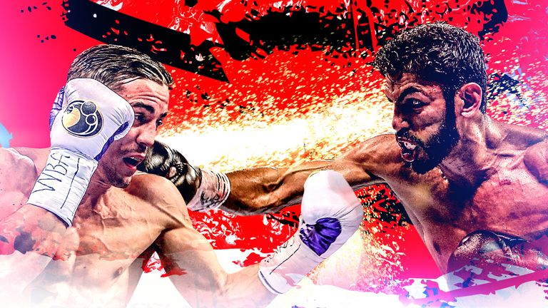 Anthony Crolla will face Jorge Linares in Manchester
