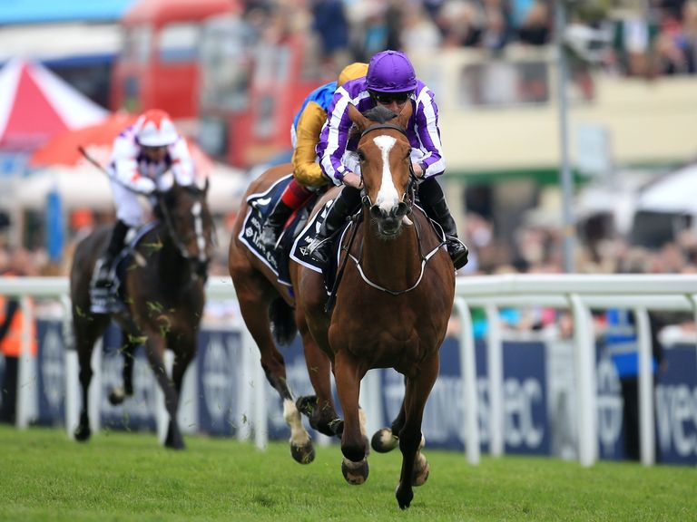 Minding: Oaks heroine to run on Sunday