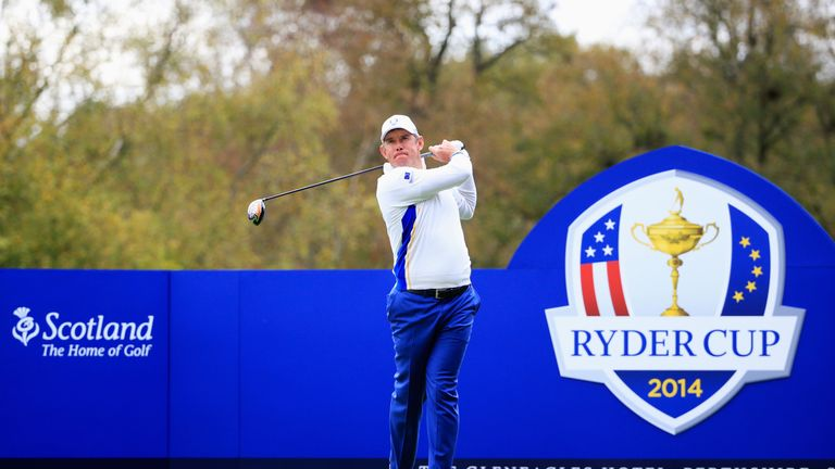 Lee Westwood has featured in nine Ryder Cups for Europe