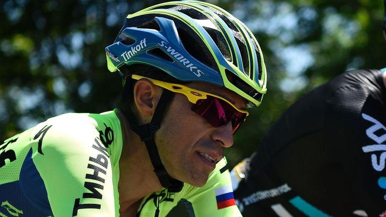 Tour de France: Alberto Contador may pass on Tinkoff ...