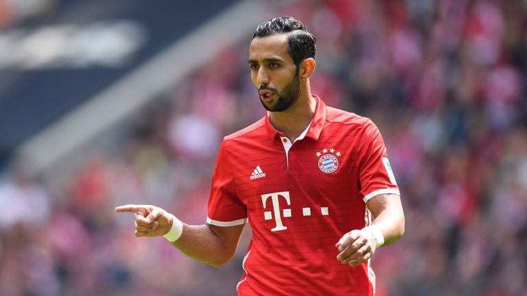 Medhi Benatia makes loan to Juventus a permanent move