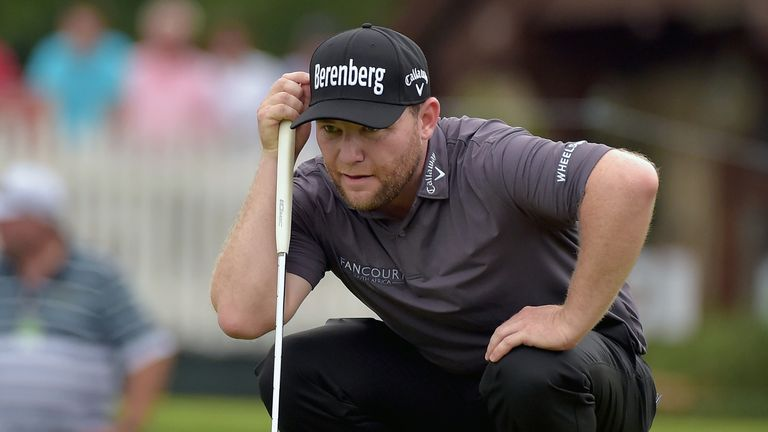 Grace becomes first man to shoot 62 in a major