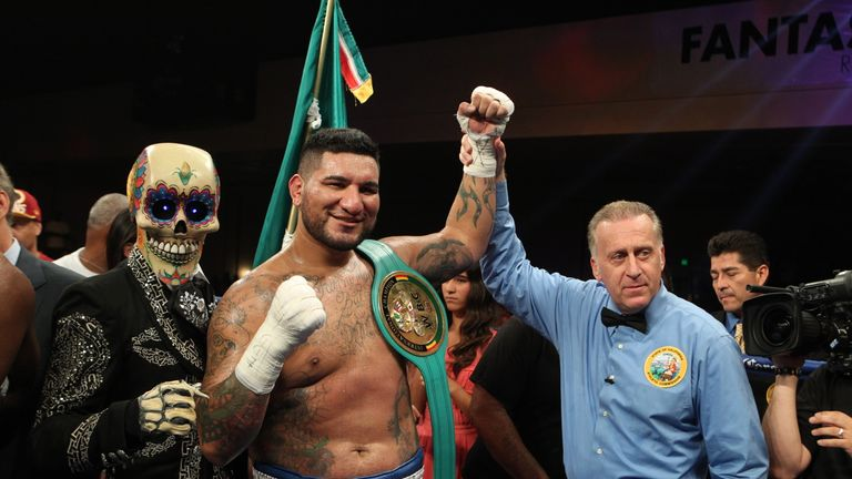 Chris Arreola is determined to upset the odds against Deontay Wilder