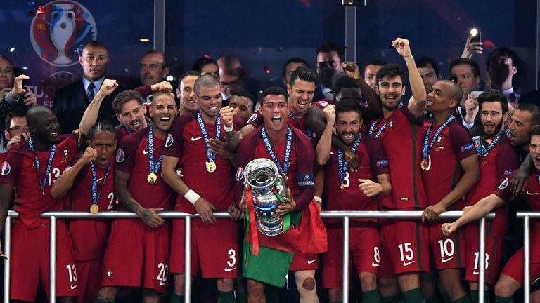 Αποτέλεσμα εικόνας για euro 2016 winner