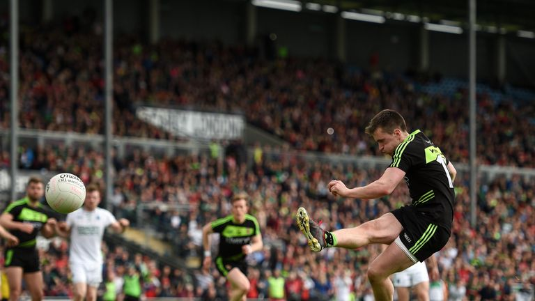 Mayo have scored 11-100 in seven championship games with Cillian O'Connor accounting for 2-28