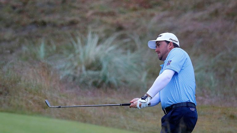 It wasn't to be for Graeme McDowell, the 2008 Scottish Open winner failed to hole a number of birdie putts