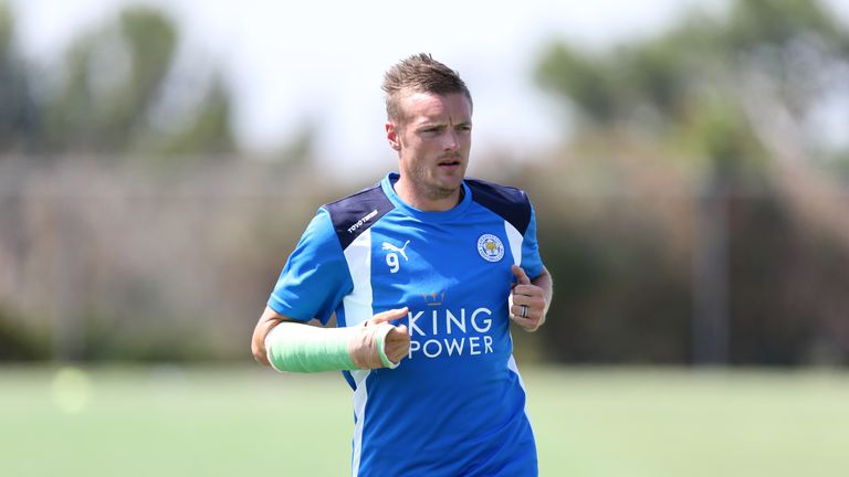 'Unfinished business' at Leicester made Vardy decision easy